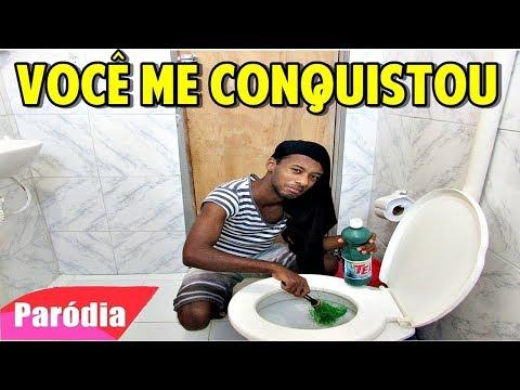 MC BRUNINHO - VOCÊ ME CONQUISTOU ( PARÓDIA OFICIAL)