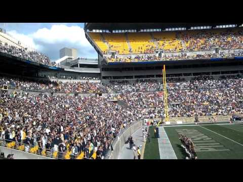 Sweet Caroline - University of Pittsburgh (Virginia Tech Upset - 9/15/2012)