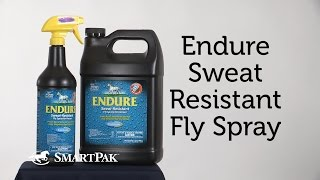 Endure Sweat Resistant Fly Spray Review