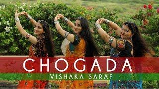 Chogada Tara Garba Dance Cover | Loveratri | Vishaka Saraf Choreography