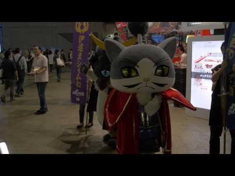 [ Tokyo Game Show 2016 ] Japan Today at TGS
