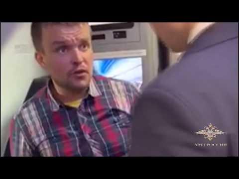 Задержание пьяного дебошира в Толмачёво