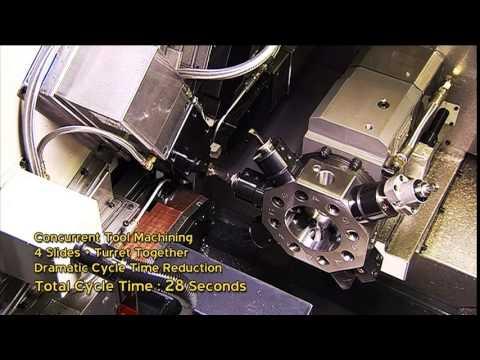 LICO LNTD CNC Screw Machine (Lathe)