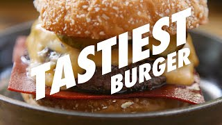The Tastiest Burger I