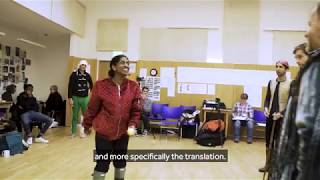Nadia Nadarajah talks about her experiences rehearsing as part of t...