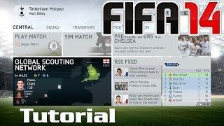 FIFA 14 - Spieler Ablösefrei verpflichten - Tutorial! [Karrieremodus][deutsch]