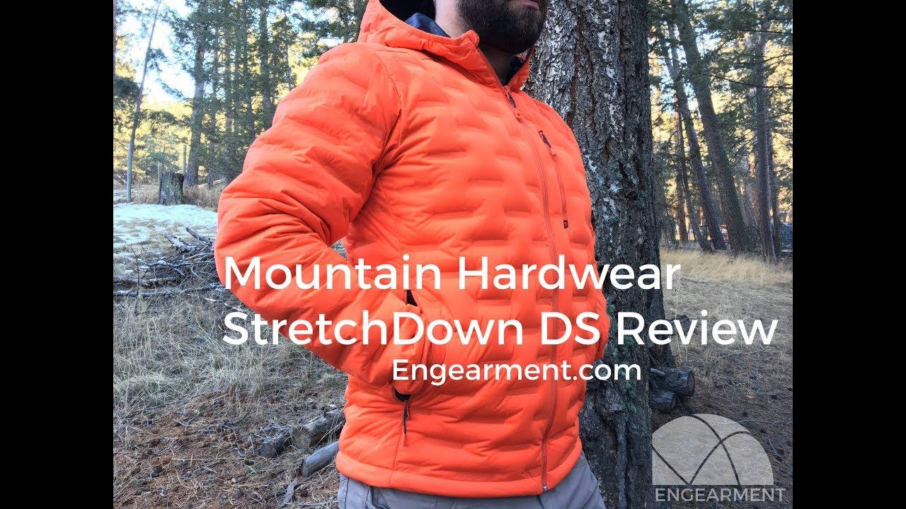Review Review Hardwear Hardwear DS DS Mountain StretchDown Mountain StretchDown nm0vN8w