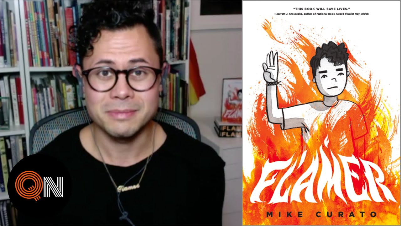 FLAMER - Queer Graphic Novel that is changing lives | Mike Curato