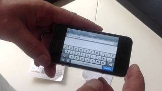 Mit einem Click- 3D Videos  ohne Brille auf dem iPhone sehen!   http://www.innovations-shop.de/