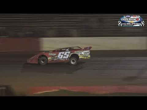 Newsome Raceway Late Model Sportsman Feature at Talladega Short Track 1/5/20!
