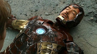 The Avengers - Final Battle Scene - Iron Man Saves The World - Movie CLIP HD