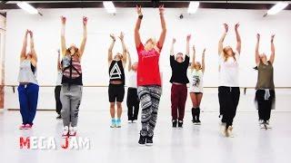 'Love Never Felt So Good' Michael Jackson choreography by Jasmine Meakin (Mega Jam)