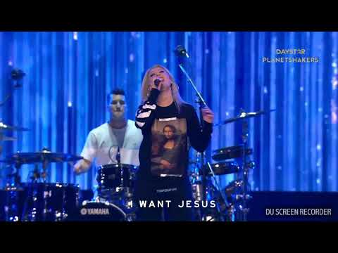 I Want Jesus - Planetshakers - Kingdom Conference (05.04.2018)