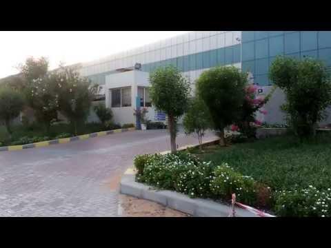 Aic steel Ras al Khaima UAE( Exterior view)
