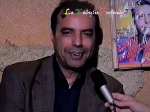Rabah Boudjaoud, le nouveau chanteur