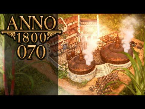 ANNO 1800 🏛 070: Lass uns endlich mal Rummachen!