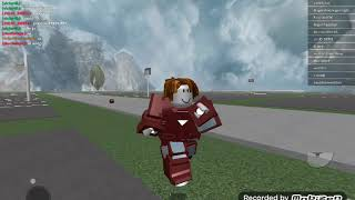 Procurando A Mark 52 no Roblox - Iron Man Simulator