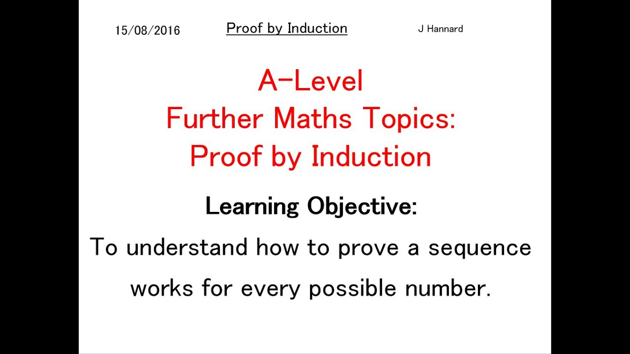 level mathematics coursework A-level mathematics (6360) and a-level statistics (6380) for use with the specifications from september 2004 the following tasks are recommended by aqa for centres choosing to undertake coursework for the aqa a-level mathematics and statistics specifications.