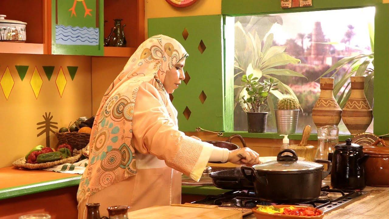 روايح من بلدنا - صدور دجاج مشوية بالخضار + ارز معمر بقطع الدجاج + شوربة بطاطس + بسبوسة  3