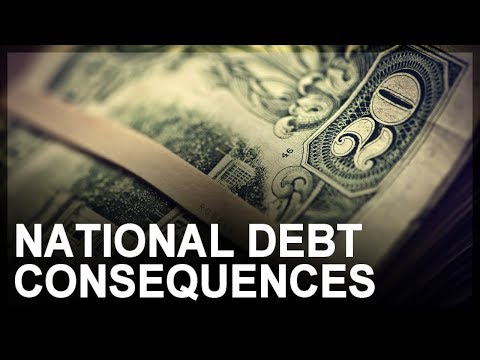 US National Debt, Part 3: Consequences