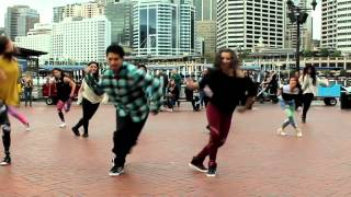 Proposal Flashmob Darling Harbour - Clement & Natasha - Immaculate Flash thumbnail