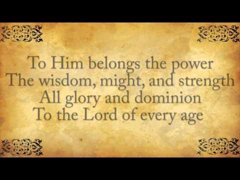 Name Avove All Names - Sovereign Grace Music