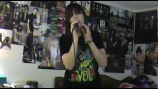 Tonight Alive- What Are You So Scared Of (Acoustic Version)- Vocal Cover
