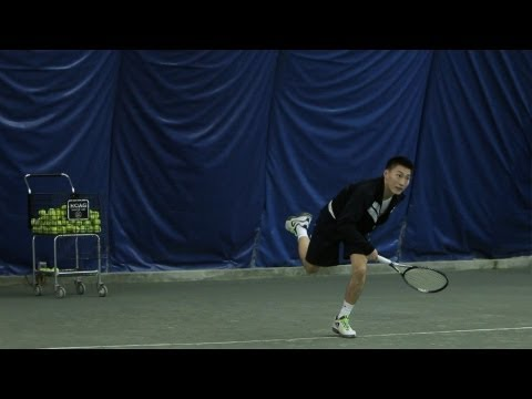 How to Beat a Hard Hitter | Tennis Lessons