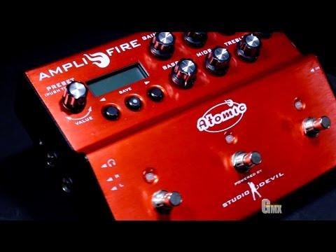 Atomic AMPLIFIRE por GuitarraMX
