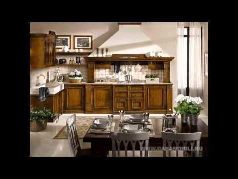 Изготовление кухонной мебели по индивидуальному проекту.