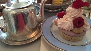 Spot On! Afternoon Tea at Laduree At Harrods