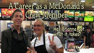 A Career with McDonalds  - Crew Member (JTJS52010)