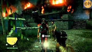 Far Cry 4 Trainer +20 Cheat Happens