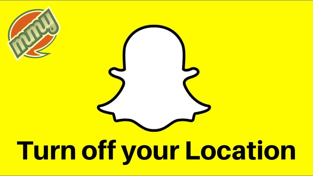 Snapchat location shut off