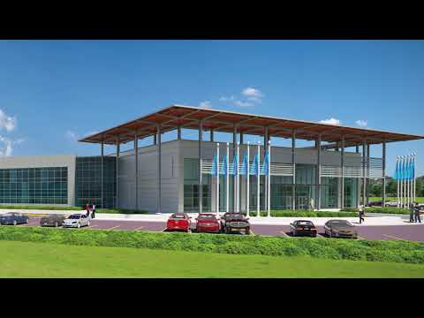 San Jacinto College Center for Petrochemical, Energy and Technology