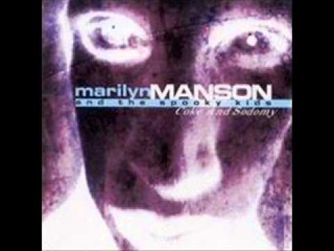 Marilyn Manson And The Spooky Kids - My Monkey [coke and sodomy version] mp3