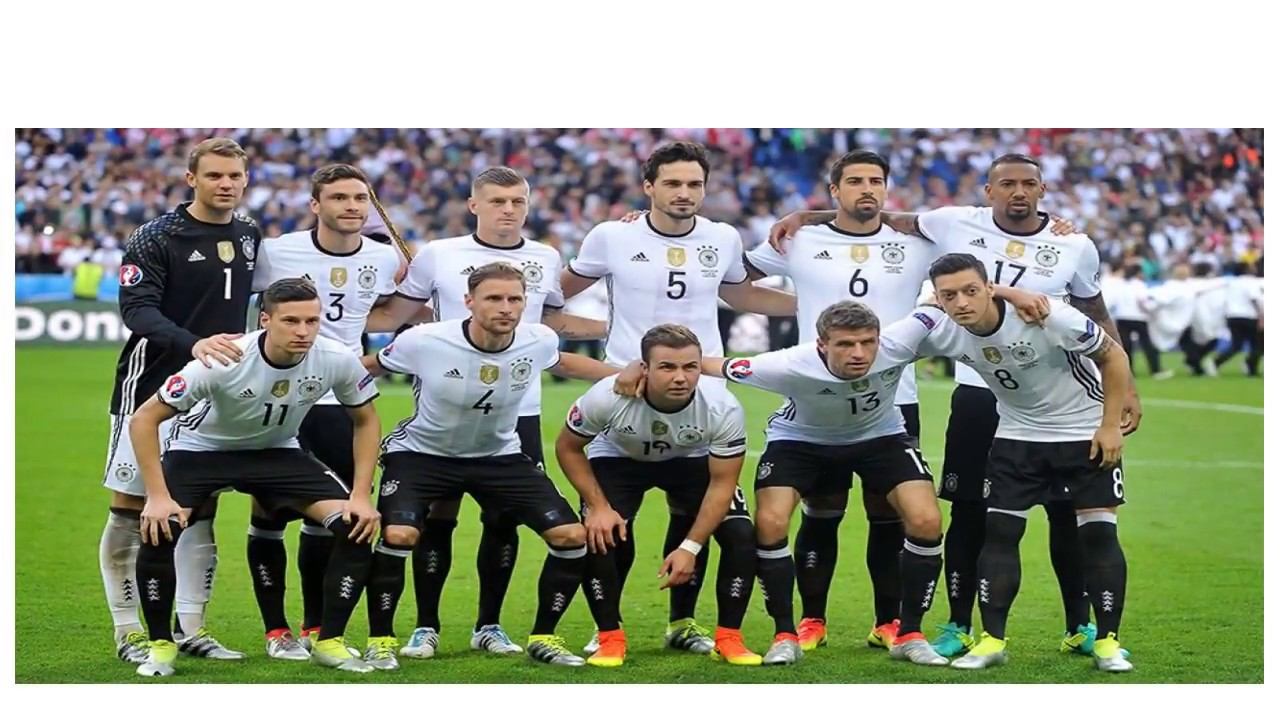 Germany Team Squad Fifa World Cup 2018 | Germany National Football Team Squad 2018 - YouTube