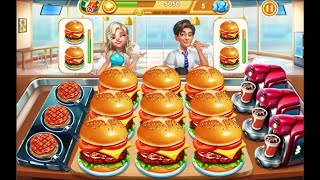 Fun Cooking Games - Cooking City Frenzy Chef Restaurant Cooking Games Gameplay HD