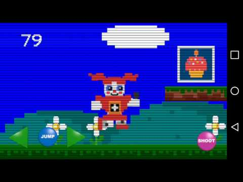 Fnaf Sister Location Android Gameplay How To Complete Minigame (Cupcake)