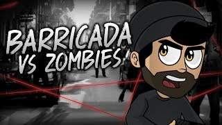 BARRICADA VS ZOMBIES ⭐️ Yet Another Zombie Defense HD | iTownGamePlay