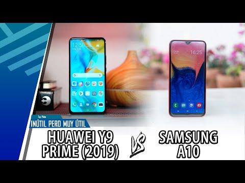 Huawei Y9 Prime (2019) VS Samsung A10 | Enfrentamiento Inútil Pero Muy Útil | Top Pulso
