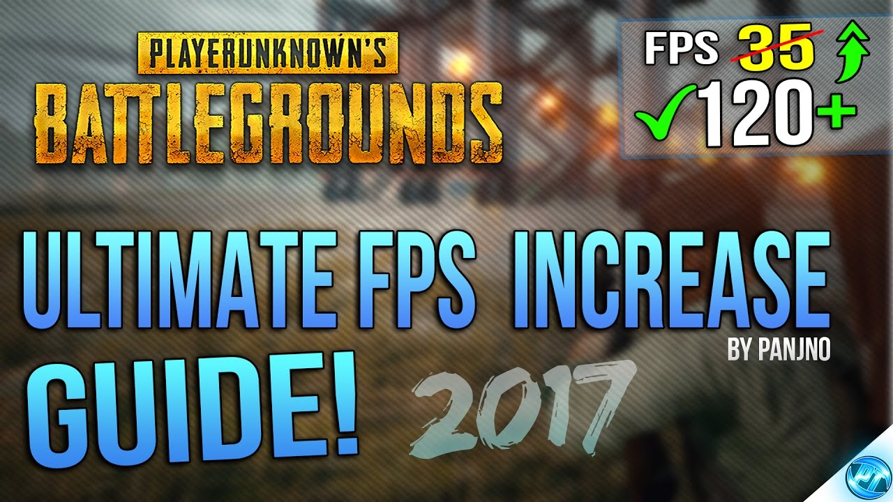 🔧 BATTLEGROUNDS: Dramatically increase performance / FPS with any setup!  Lag / FPS drop fix