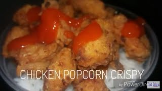 CHICKEN POPCORN ALA KFC   RESEP BEKAL ANAK