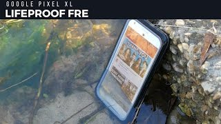 LifeProof Fre Google Pixel XL Review BUY IT HERE http://fave.co/2i0...