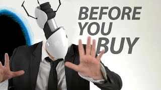 Portal Reloaded - Before You Buy (Video Game Video Review)