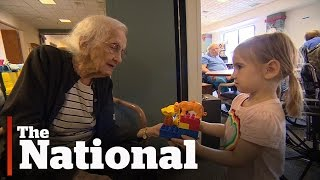 Seniors home brings young and old together