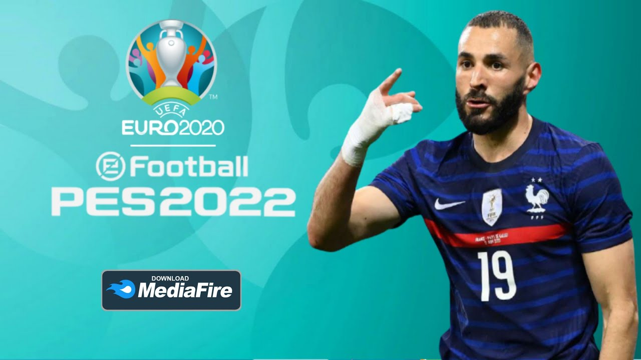 PES 2022 Spesial Mod EURO 2020 PPSSPP | Fix Squads New Latest Transfer Update & New Kits 21/22