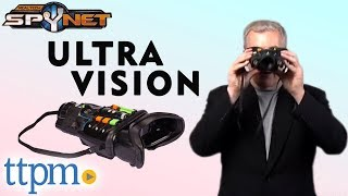 Spy Net Ultra Vision Goggles from Jakks Pacific