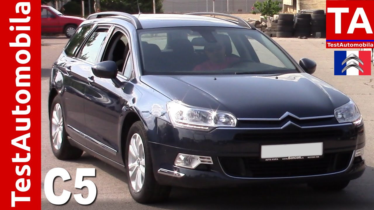 citroen c5 tourer 2 0 hdi test polovnjaka youtube. Black Bedroom Furniture Sets. Home Design Ideas
