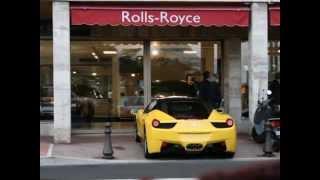 Auto di lusso in Montecarlo n:4
